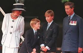 prince harry royal family secrets reveal what prince harry and prince william s