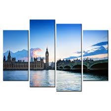 home decor paints online buy wholesale painting wall clock from china painting wall