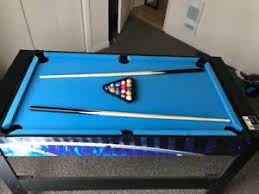 atomic 2 in 1 flip table 7 feet pool table and air hockey buy or sell toys games in ontario