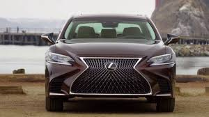 lexus lc autumn shimmer 2018 lexus ls 500 awd luxury review u0026 drive test youtube