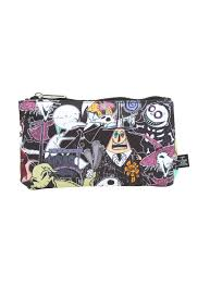 loungefly the nightmare before characters pencil