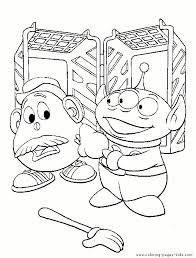 toy story alien coloring page 27 best coloring pages 18 toy story images on pinterest