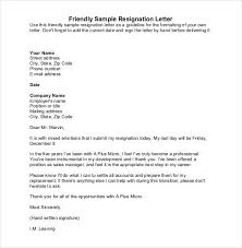 how can i write a resignation letter to my boss cover letter sample