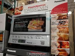 Panasonic Xpress Toaster Oven Panasonic Flashxpress Toaster Oven