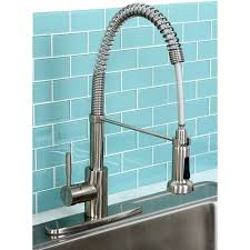 sinks and faucets touch faucet industrial kitchen faucet for