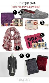 gifts for a woman gift guide gifts for the woman who travels skimbaco