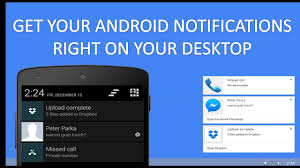 Peter Parka How To Get Android Notifications On Desktop Pc Or Mac Youtube