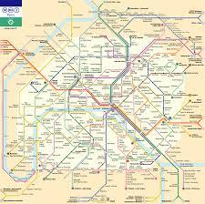 Us Time Zone Map Pdf by Paris Metro Map Paris Metro Map Pdf