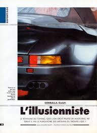 porsche gemballa 911 gemballa porsche cars history