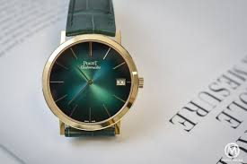 piaget automatic piaget altiplano automatic 40mm patinated dials on specs