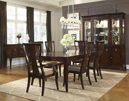 Transitional Dining Room Transitional Dining Room Dc Legacy Classic Furniture Laurel Heights Buffet And China Hutch In