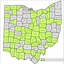 Map Testing Ohio by Wastewater Pti Program