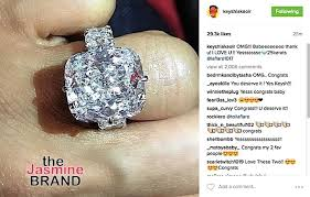 fiancee ring gucci mane s fiancee gives him a engagement ring