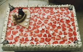 hochzeitstorte rechteckig torten bäckerei konditorei