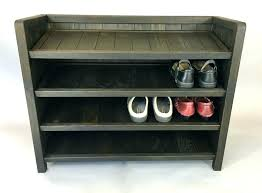 shoe and boot cabinet storage bench for shoes bench shoe rack for entryway s storage bench