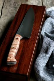 handcrafted kitchen knives handcrafted artisan chef s knife in presentation world