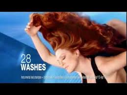 julie ann moore s hair color l oréal paris elvive colour protect tv advert featuring julianne