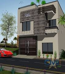 new 3 marla house design civil engineers pk