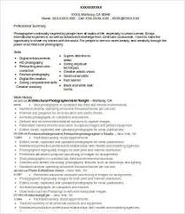 Resume Livecareer Com 9 Photographer Resumes Free Sample Example Format Free