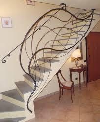 exterior wrought iron stair railing kits home design