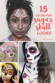 Mens Halloween Makeup Ideas Best 20 Sugar Skull Makeup Tutorial Ideas On Pinterest Sugar