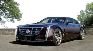 gmc sedan concept cadillac ciel sedan rendered putting a top on caddy u0027s stunning