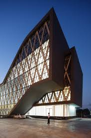 Exterior Design Saengthai Rubber Headquarter By Atelier Of Architects Modern
