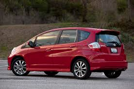 What Year Did The Honda Fit Come Out 2013 Honda Fit Sport Autoblog