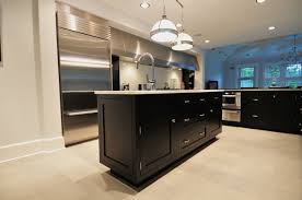 Black Shaker Kitchen Cabinets Exclusive Black Shaker Kitchen Cabinets M70 In Home Decoration