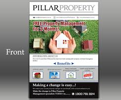 property management flyer design galleries for inspiration