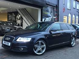 2011 audi a6 avant 2 0 tdi s line special edition 5dr full