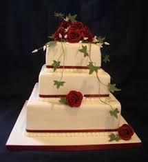 wedding cake model cake model