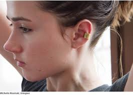 ear cuffs for pierced ears re back four shops that help you hop on the ear cuff trend