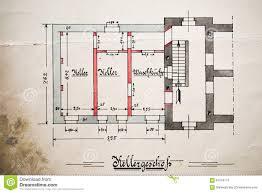 floor plan stairs floor plan stock illustration image of conversion generic 64759175