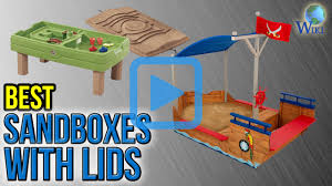 top 9 sandboxes with lids of 2017 video review