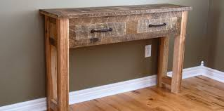 Sofa Table Contemporary by Table Reclaimed Wood And Metal Sofa Table Awesome Wood And Metal