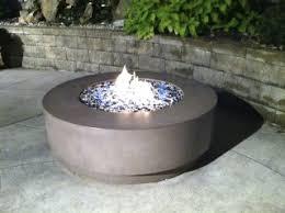 Concrete Firepits Accessorize Your Patio With A Concrete Pit Design