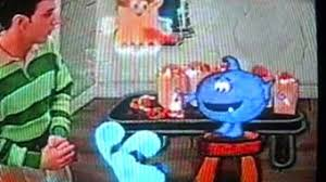 blues clues blues big costume party part 2 of 3 video