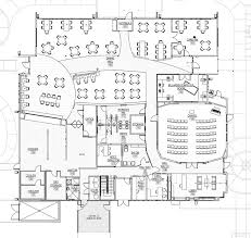 Lincoln Glen Manor Sgpa Architecture And Planning Centralized Kitchen Floor Plans
