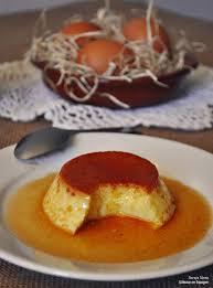 cuisiner sans four gâteaux en espagne recette de flan espagnol sans four