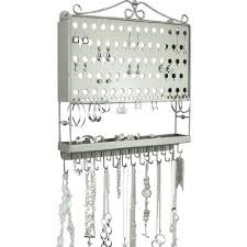 necklace storage organizer images Jewelry hanging organizer clear the clutter organize your jewelry jpg