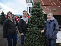 Fresh Christmas Trees Vancouver Wa by Growing A Christmas Tradition The Columbian