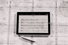 creating new methods of teaching music with surface microsoft
