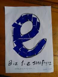 letter e crafts letter e craft idea for preschool crafts