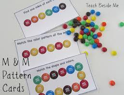 25 best m u0026m math images on pinterest kids math preschool math