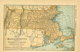 Maps Of Massachusetts by Map Of Massachusetts
