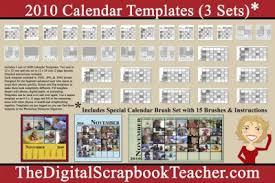 12 x 12 word templates calendar dvd the digital scrapbook