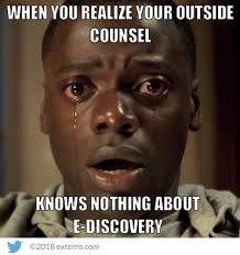 You Know Nothing Meme - friday funnies exterro s e discovery meme series get out edition