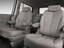 Interior Kia Sedona 2009 Kia Sedona Interior U S News U0026 World Report