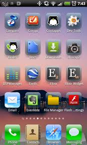 make android look like iphone espier launcher android make your android look like iphone